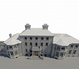 Cahercon House BIM Model